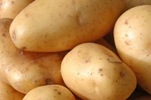 Πατάτα για γκρίζα μαλλιά