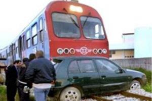 Θανατηφόρα σύγκρουση τρένου με αυτοκίνητο