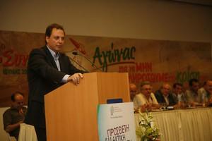 Ομόφωνα αθώος ο πρώην βουλευτής της Ν.Δ. Σπήλιος Λιβανός