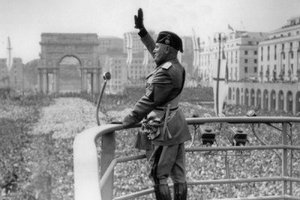 Ο πρωτεργάτης του φασισμού