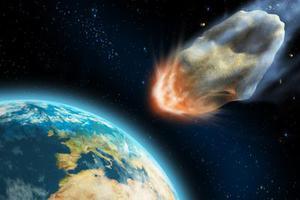 Η Γη θα συγκρουστεί με γιγαντιαίο αστεροειδή