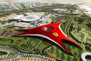 Το θεματικό πάρκο της Ferrari