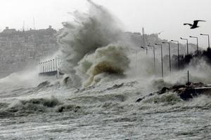 Προβλήματα στις θαλάσσιες συγκοινωνίες λόγω των ανέμων