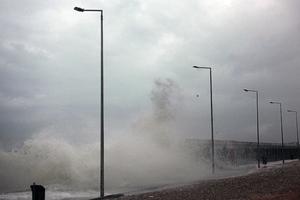 Θυελλώδεις άνεμοι «σάρωσαν» την Κρήτη