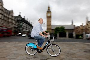6.000 νέα ποδήλατα στο Λονδίνο