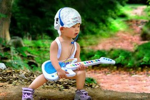 Rock star γεννιέσαι δεν γίνεσαι