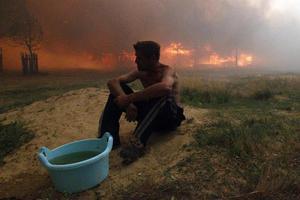 Μαίνονται οι πυρκαγιές στη Ρωσία