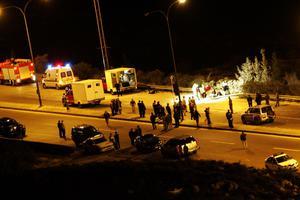 Μακελειό έξω από αεροπορική βάση στην Ιορδανία