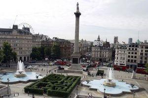Ένας λαβύρινθος στο Λονδίνο