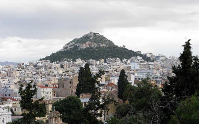 Η Αθήνα βυθίζεται 10 χιλιοστά κάθε χρόνο