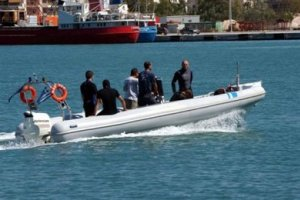 Ακυβέρνητο σκάφος στην Κεφαλονιά