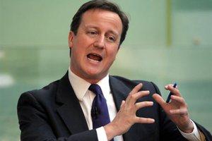 «Γκάφα» του Βρετανού πρωθυπουργού