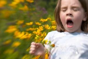 Εποχιακές αλλεργίες στα παιδιά