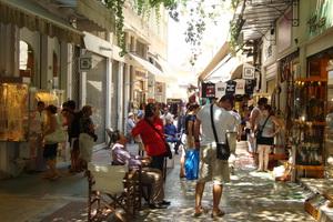 Η Αθήνα μέσα από τα μάτια μιας τουρίστριας