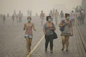 Δεν αποτελούν κίνδυνο για την Ευρώπη οι πυρκαγιές στην Ρωσία
