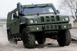 Ιταλικά θωρακισμένα οχήματα στο ρωσικό στρατό
