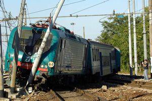 Εκτροχιασμός τρένου στην Ιταλία