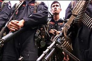 Ισλαμιστές αντάρτες αποκεφάλισαν αστυνομικό στις Φιλιππίνες