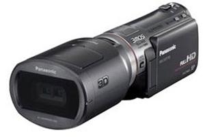 Η πρώτη καταναλωτική 3D βιντεοκάμερα στον κόσμο!