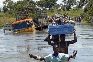 Μεγάλο πλήγμα οι πλημμύρες για χώρες της Αφρικής