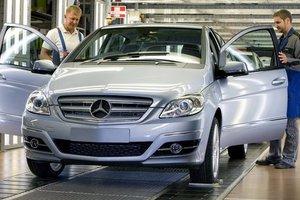 Πάνω από 1.000 αυτοκίνητα ανακαλεί η Mercedes