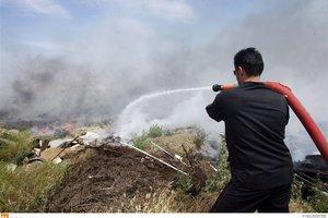 Υπό έλεγχο οι φωτιές σε Κεφαλονιά - Πόρτο Χέλι