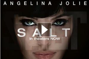Η Αντζελίνα Τζολί είναι μία «αλμυρή» κατάσκοπος