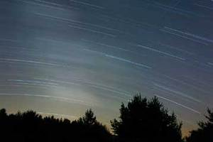 Πεφταστέρια στον αυγουστιάτικο ουρανό