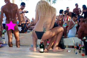 στριπτίζ κλαμπ όργιο σέξι Κόρα πορνό βίντεο