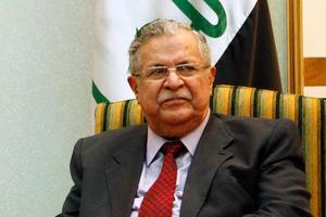 Στη Γερμανία για νοσηλεία ο πρόεδρος του Ιράκ