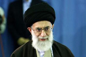 Χαμενεΐ : Οι ΗΠΑ είναι ο υπ' αριθμόν ένα εχθρός του Ιράν
