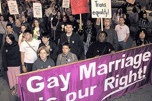 Ελεύθεροι οι γάμοι ομοφυλόφιλων στην Καλιφόρνια