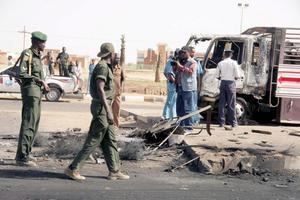 Επίθεση σε φάλαγγα σκοτώνει δέκα πολίτες