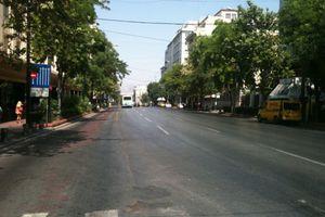 Έρημη πόλη η Αθήνα