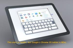Google Chrome OS tablet από την HTC