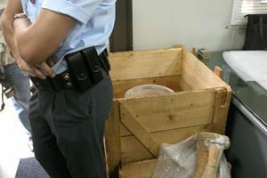 Δημοτικός υπάλληλος συνελήφθη για αρχαιοκαπηλία