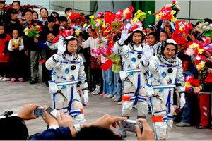 Η Κίνα χτίζει το δικό της διαστημικό σταθμό