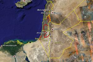 Η Ιορδανία ζητάει επίλυση του παλαιστινιακού