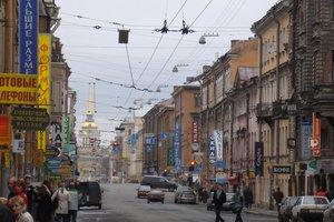 Μπλάκ άουτ στην Αγία Πετρούπολη
