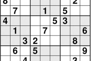 Sudoku για δυνατό μυαλό