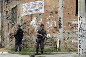 Τραγική αύξηση των δολοφονιών στη Βραζιλία