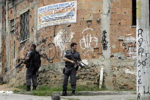 Η Βραζιλία στο έλεος της βίας