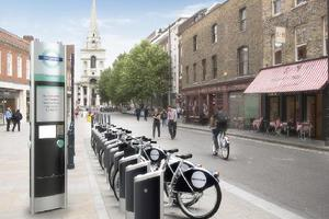 Ποδήλατα για όλους στο Λονδίνο