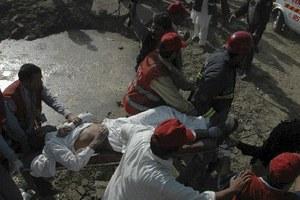 Έκρηξη βόμβας σε σχολείο στο Πακιστάν