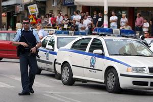 Συμπλοκή Πολωνών στο κέντρο της Αθήνας