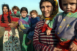 Εμβολιασμός Ρομά από την Περιφέρεια Ηπείρου