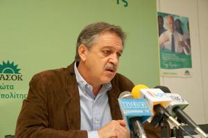 «Ο Παπανδρέου φταίει για το ταπεινωτικό αποτέλεσμα του ΠΑΣΟΚ»