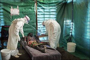 Τερματίστηκε η επιδημία Έμπολα στην Ουγκάντα