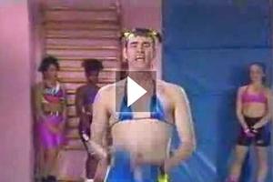 Ο Τζιμ Κάρεϊ στα πρώτα βήματα της καριέρας του