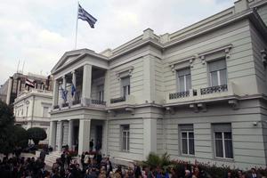 Δεν εγκαταλείπει η Ελλάδα το θέμα της παρακολούθησης της πρεσβείας στο Βερολίνο